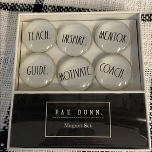 Teach Inspire Mentor Guide Motivate Coach Magnets